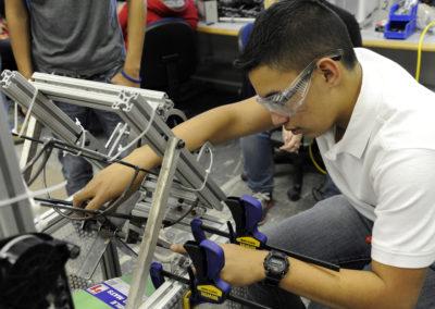 Technicien roboticien