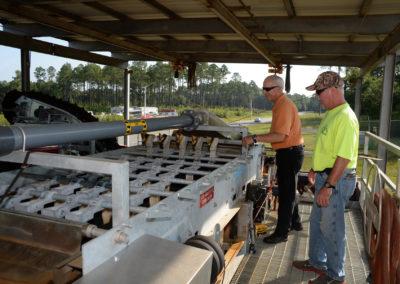 Ingénieur en traitement des déchets industriels