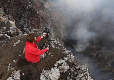 Volcanologue, Vulcanologue