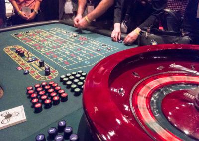 Caissier de casino