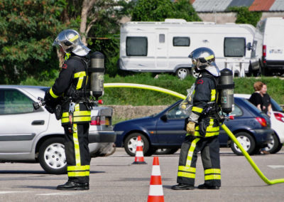 Officier marin-pompier, Officier pompier, Officier sapeur-pompier, Lieutenant sapeur-pompier
