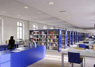 Ingénieur documentaire, Ingénieur en bibliothéconomie