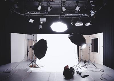 Chef de studio de photographie