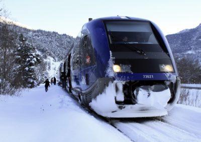 Contrôleur des trains de voyageurs, des transports en commun