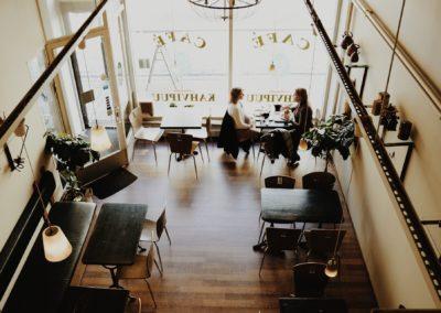 Employé polyvalent de restaurant, de restauration, de restauration rapide