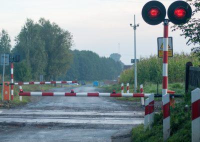 Garde barrière