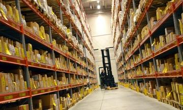 Employé logistique (de réception, expédition de marchandises)