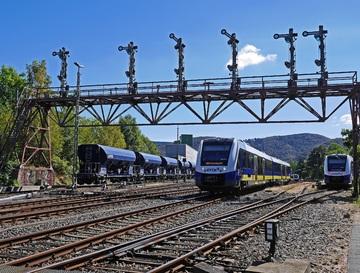 Régulateur du réseau ferré, Répartiteur du réseau ferroviaire