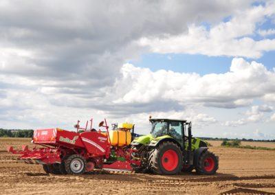 Agriculteur, agriculteur en polyculture