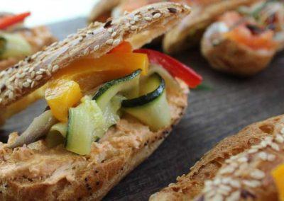 Boulanger (pâtissier, traiteur)