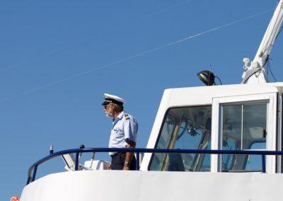 Capitaine (de port, de remorqueur, de yacht, marine marchande)