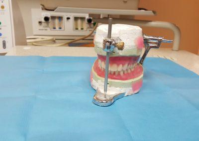 Chef de laboratoire en prothèse dentaire