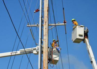 Dépanneur électricien d'équipements industriels
