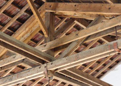 Dessinateur de charpentes en bois, de maisons à ossature bois, de structures en bois