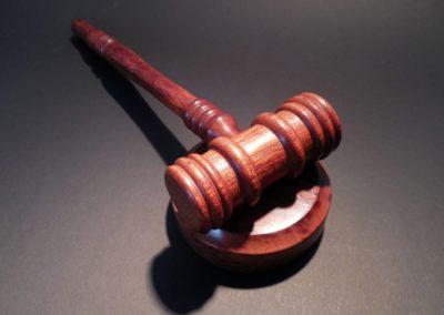 Président du tribunal (administratif, de commerce, de grande instance)
