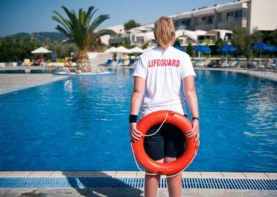 Maître nageur sauveteur