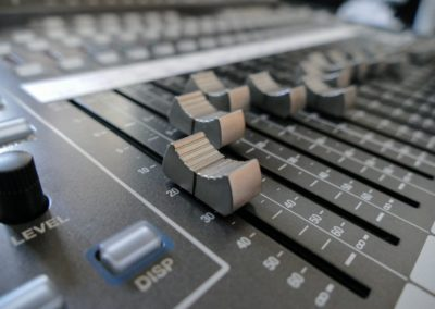 Restaurateur de bandes sonores