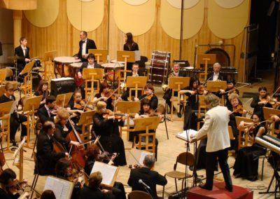 Régisseur (des chœurs, d'orchestre)