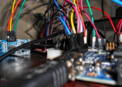 Opérateur de ligne en électronique