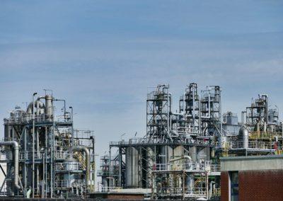 Consoliste en raffinerie