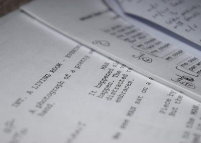 Scripte, Scripte (cinéma, télévision), Assistant scripte