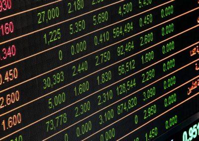Vendeur produits de marchés financiers