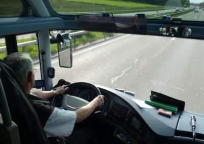 Conducteur de car, Conducteur de car (grand tourisme, tourisme)