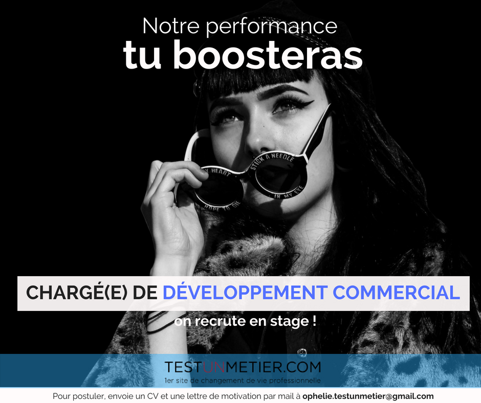 stage business developpement