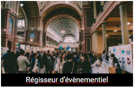 régisseur event