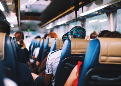 Conducteur d'autobus, Conducteur de bus (urbain et interurbain, sur piste aéroport)