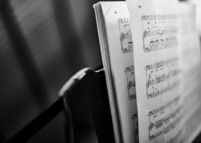 Professeur (d'instrument de musique, de jazz, de chant, de clarinette, de danse, de flûte, de formation musicale)