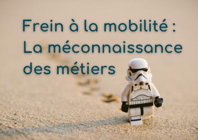 La méconnaissance des métiers, un frein à la mobilité professionnelle